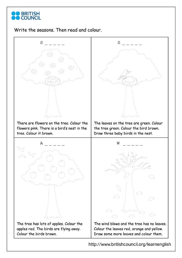 angielski dla dzieci, kolorowanki dla dzieci, nauka angielskiego, kolorowanki do wydruku