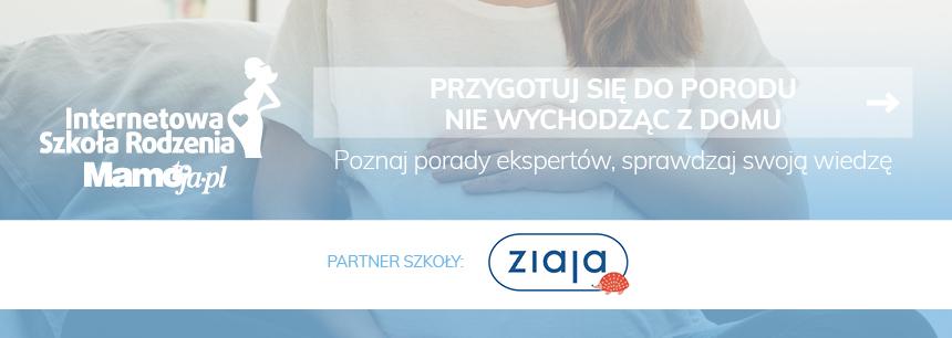 Internetowa Szkoła Rodzenia mamotoja.pl